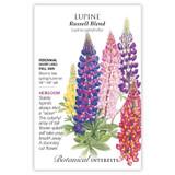 Russell Blend Lupine Seeds Heirloom
