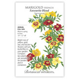 Favourite Blend French Marigold Seeds