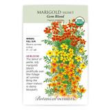 Gem Blend Signet Marigold Seeds Organic Heirloom