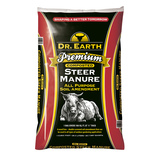 Dr. Earth Premium Steer Manure  - 1.0 cf