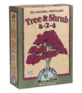 Down To Earth Tree & Shrub Fertilizer - 5 lb