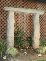 Stonehenge Fountain with 2' Reservoir