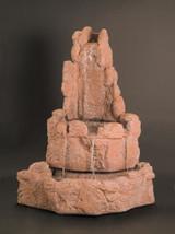 Corner Rock Fountain, Medium