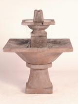 Quadrate Fountain, 2-Tier