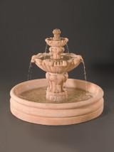 """Vesuvio Fountain, with 46"""" Basin"""
