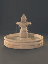 "Venetian Fountain, with 46"" Basin"