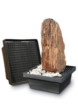 Malay Rock Fountain with 2' Reservoir