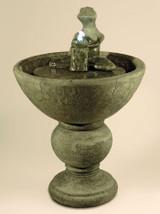 Zen Frog Fountain, Tall