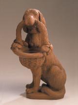 Dog with Basket, Left