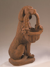Dog with Basket, Right