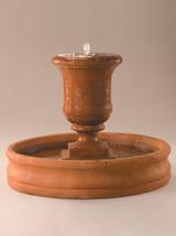 Tall Urn Fountain, Medium
