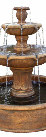 Positano Pond Fountain