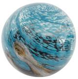 Solar Glass Orb Maldives - 5 inch