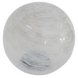 Solar Glass Orb Oasis - 7 inch
