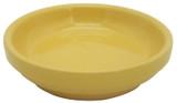 Glazed Ceramic Electric Saucer Sorbet - 4 inch