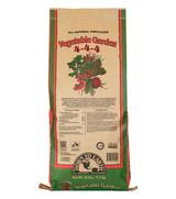 Down To Earth Vegetable Garden 4-4-4 Fertilizer - 25 lb