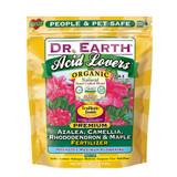 Dr. Earth Acid Lovers Azalea, Camelia, Rhododendron Fertilizer - 4 Lb