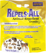 Repels-All® Animal Repellent Granules - 6 lbs