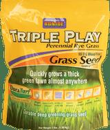 Triple Play Rye Grass Seed - 3 lbs