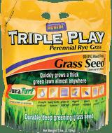 Triple Play Rye Grass Seed - 7 lbs