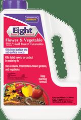 Eight® Flower & Vegetable Soil Insect Granules - 3 lbs