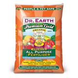 Dr. Earth Premium Gold All Purpose Fertilizer - 25 Lb
