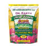 Dr. Earth Acid Lovers Planting Mix  - 8 qt