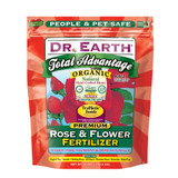 Dr. Earth Total Advantage Rose and Flower Fertilizer - 4 Lb
