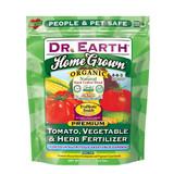 Dr. Earth Home Grown Tomato, Vegetable & Herb Fertilizer - 4 Lb