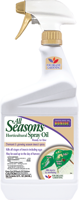 All Seasons® Horticultural Oil Ready-To-Use - 32 oz