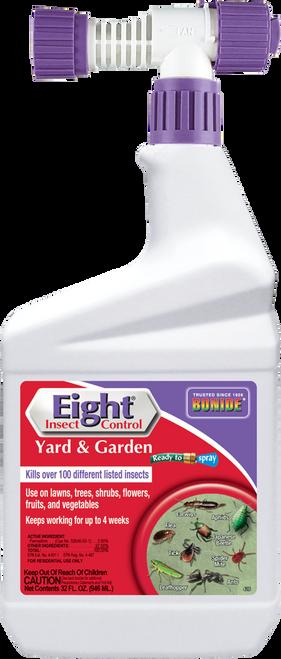 Eight® Yard & Garden Ready-To-Spray - quart