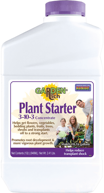 Garden Rich® Plant Starter Concentrate - 32 oz