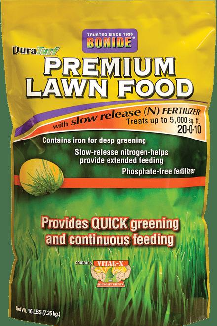 DuraTurf Premium Lawn Food - 16 lbs