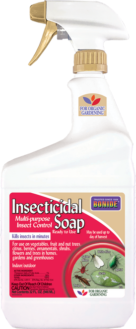 Insecticidal Soap Ready-To-Use - 32 oz