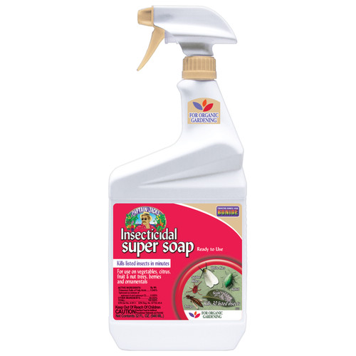 Insecticidal Super Soap Ready-To-Use - 32 oz