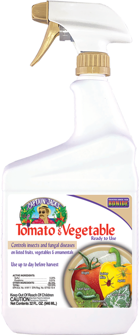 Tomato & Vegetable 3-in-1 Ready-To-Use - 32 oz