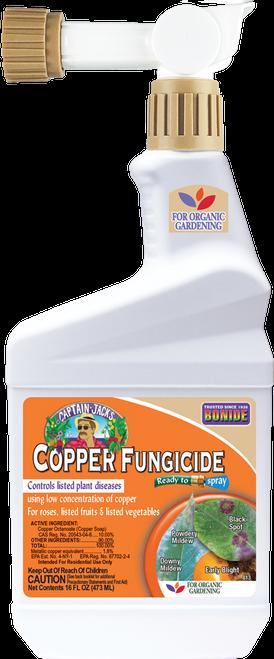 Liquid Copper Fungicide Ready-To-Spray - 16 oz