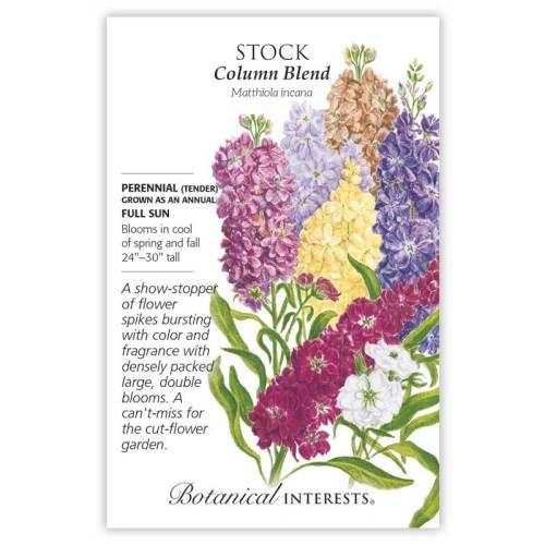 Column Blend Stock Seeds