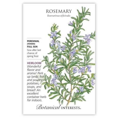 Rosemary Seeds Heirloom