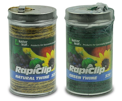 Natural Twine In Can