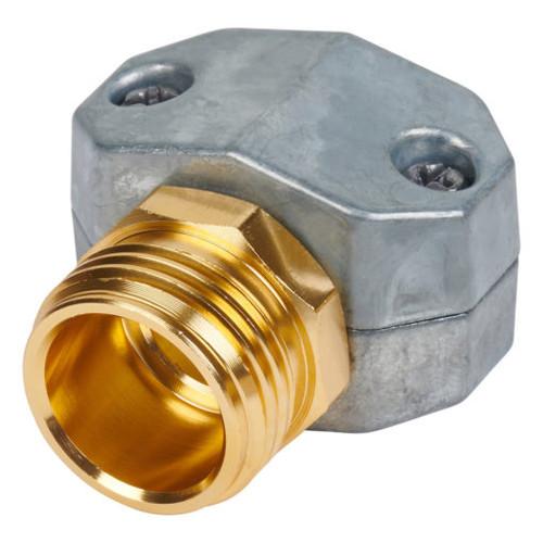 """Metal Male Hose Repair - 1/2"""""""