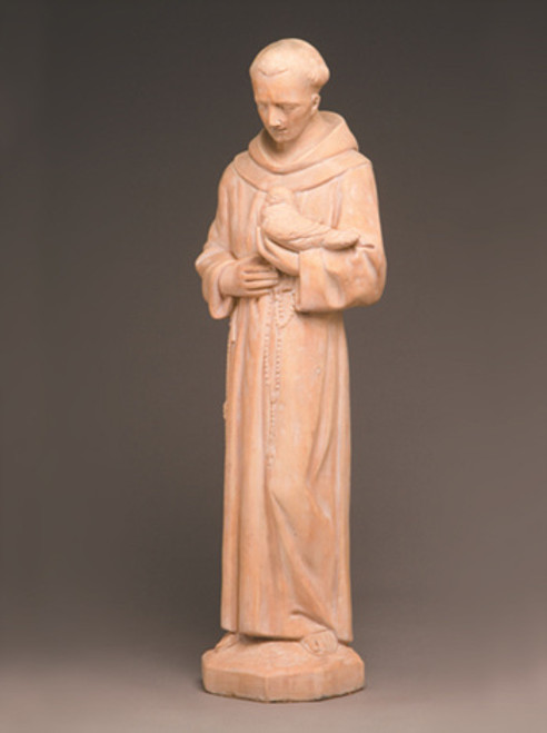 St. Francis with Dove