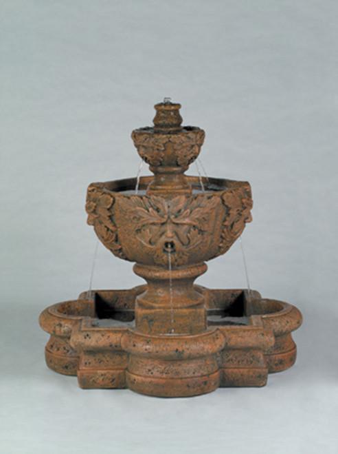 Greenleaf Majesty Fountain