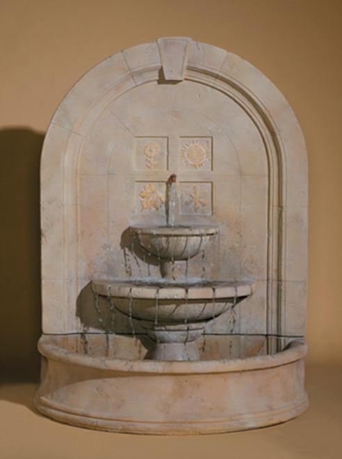 Seasons Change Wall Fountain