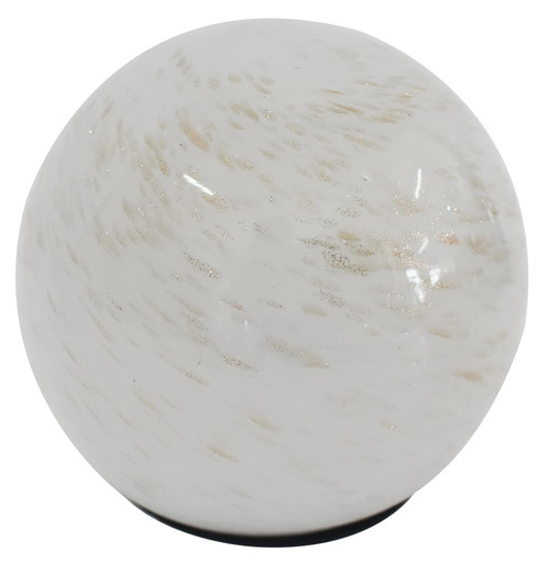 Solar Glass Orb Oasis - 5 inch
