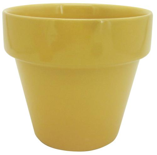 Glazed Ceramic Electric Pot Sorbet - 4 inch