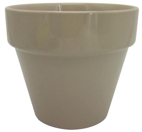 Glazed Ceramic Electric Pot Oatmeal - 7.5 inch