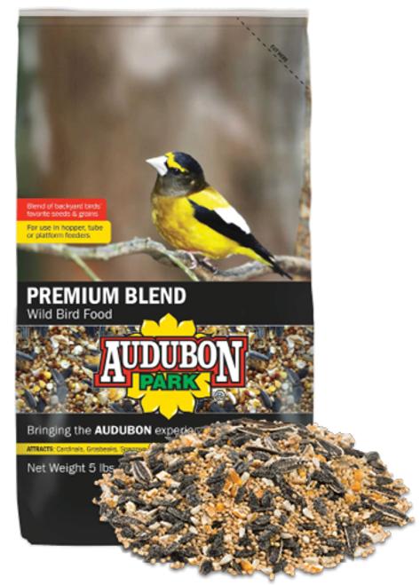Audubon Premium Wild Bird Food - 5 Lb