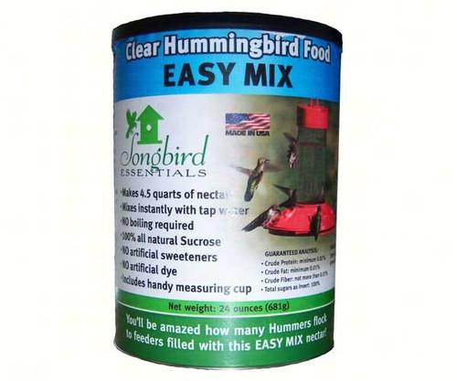 Songbird Essentials Clear Hummingbird Nectar - 24 Oz