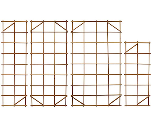 "Redwood Ladder Trellis - 24""X84"""